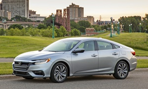 Honda Models at TrueDelta: 2020 Honda Insight exterior