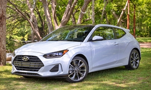 Hatch Models at TrueDelta: 2019 Hyundai Veloster exterior