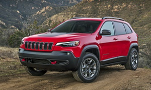 SUV Models at TrueDelta: 2020 Jeep Cherokee exterior