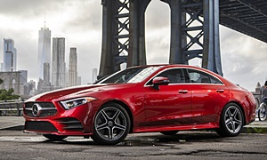 Mercedes-Benz Models at TrueDelta: 2020 Mercedes-Benz CLS exterior