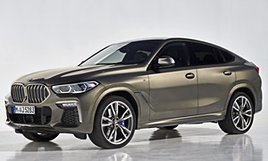 SUV Models at TrueDelta: 2020 BMW X6 exterior