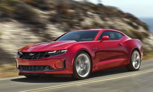 Coupe Models at TrueDelta: 2020 Chevrolet Camaro exterior