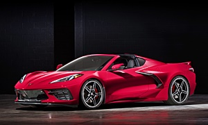 Convertible Models at TrueDelta: 2020 Chevrolet Corvette exterior