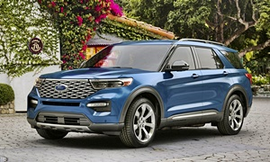 SUV Models at TrueDelta: 2020 Ford Explorer exterior