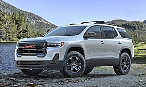2017 GMC Acadia TSBs (Technical Service Bulletins) at ...