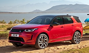 Land Rover Models at TrueDelta: 2020 Land Rover Discovery Sport exterior