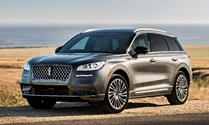 SUV Models at TrueDelta: 2020 Lincoln Corsair exterior