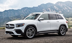 Mercedes-Benz Models at TrueDelta: 2020 Mercedes-Benz GLB exterior