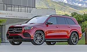 Mercedes-Benz Models at TrueDelta: 2020 Mercedes-Benz GLS exterior