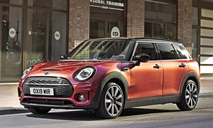Mini Models at TrueDelta: 2021 Mini Clubman exterior