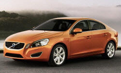 Volkswagen Golf / Rabbit / GTI vs Volvo S60 Price Comparison: