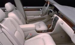 Cadillac Seville MPG