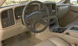 Chevrolet Silverado 1500 Gas Mileage (MPG):