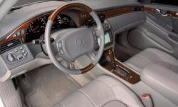 Cadillac DeVille MPG: Real-world fuel economy data at TrueDelta