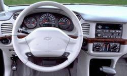 Chevrolet Impala Gas Mileage (MPG):