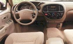Toyota Tundra Gas Mileage (MPG):