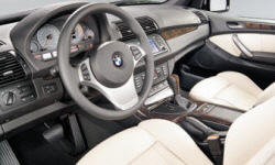 BMW Models at TrueDelta: 2006 BMW X5 interior