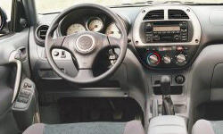 2003 Toyota RAV4 Engine Problems and Repair Descriptions at