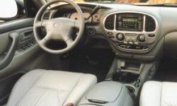 2001 Toyota Sequoia MPG 2001 Toyota Sequoia MPG