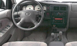 2002 Toyota Tacoma TSBs (Technical Service Bulletins) at