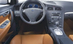 Volvo Models at TrueDelta: 2007 Volvo V70 interior