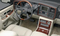 SUV Models at TrueDelta: 2006 Cadillac Escalade interior