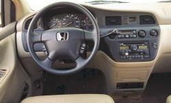 2002 Honda Odyssey Electrical Problems