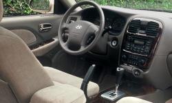 2003 Hyundai Sonata MPG 2003 Hyundai Sonata MPG