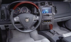 2003 Cadillac CTS Repair Histories