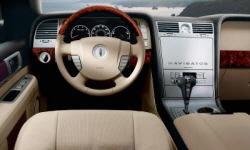 Lincoln Navigator Gas Mileage (MPG):