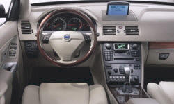 Volvo Models at TrueDelta: 2006 Volvo XC90 interior
