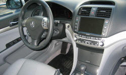 2006 Acura TSX Repair Histories: photograph by