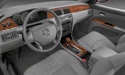 Buick Models at TrueDelta: 2007 Buick LaCrosse interior