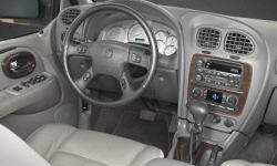 Buick Models at TrueDelta: 2007 Buick Rainier interior