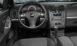 Hatch Models at TrueDelta: 2007 Chevrolet Malibu interior