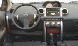 Hatch Models at TrueDelta: 2007 Scion xA interior