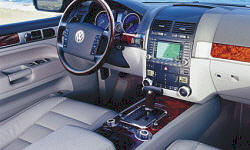 2005 Volkswagen Touareg Transmission Problems and Repair