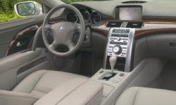 Acura Models at TrueDelta: 2008 Acura RL interior