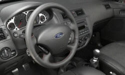 Wagon Models at TrueDelta: 2007 Ford Focus interior