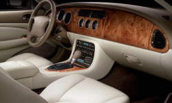 Convertible Models at TrueDelta: 2006 Jaguar XK interior