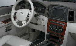 Jeep Models at TrueDelta: 2010 Jeep Grand Cherokee interior