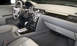 Mercury Models at TrueDelta: 2007 Mercury Montego interior