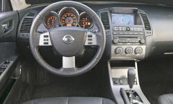 Nissan Models at TrueDelta: 2006 Nissan Altima interior