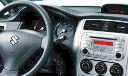 Wagon Models at TrueDelta: 2006 Suzuki Aerio interior