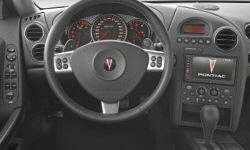 Pontiac Models at TrueDelta: 2008 Pontiac Grand Prix interior
