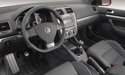 Wagon Models at TrueDelta: 2009 Volkswagen Jetta / Rabbit / GTI interior
