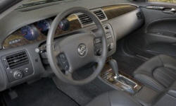 Buick Models at TrueDelta: 2007 Buick Lucerne interior