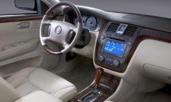 Buick LaCrosse vs. Cadillac DTS MPG