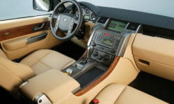 SUV Models at TrueDelta: 2013 Land Rover Range Rover Sport interior