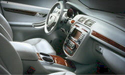 Mercedes-Benz Models at TrueDelta: 2010 Mercedes-Benz R-Class interior